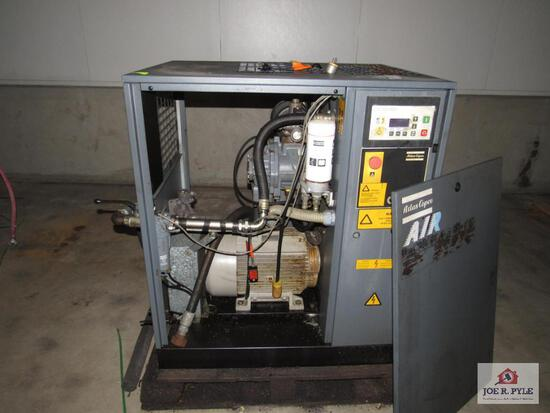 Atlas Copco Air Compressor Model Ga 22 Sn AII 230505