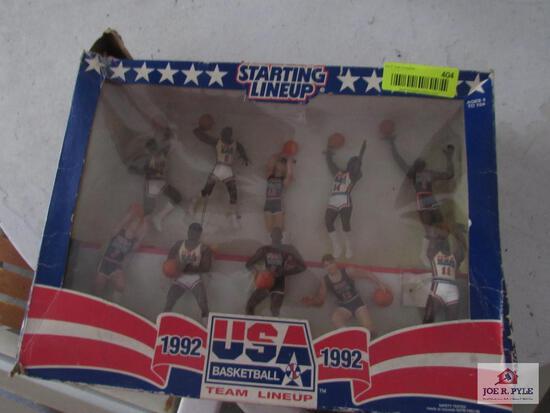 1992 Starting Line Up
