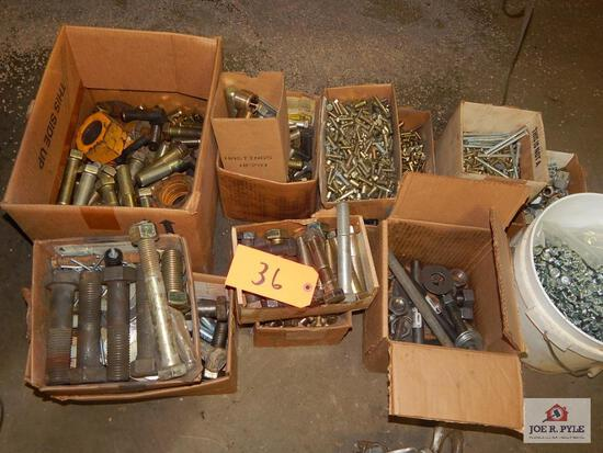 1 Lot of bolts