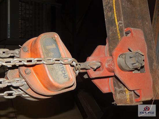 1-Ton chain hoist