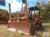 Case 475 dozer w/ vibrating cable plow spool holder with 2707 hours VIN: 3065433