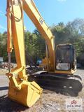 Caterpillar 312 excavator w/ manual thumb 4502 hours