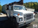 1980 International digger truck VIN: AA185KHA15055