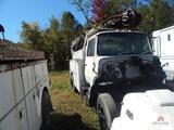 1980 Ford 7000 digger truck (no motor) VIN: R70UVGG9809