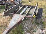 1950 Pole trailer VIN: TC4596PA