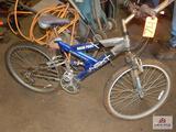 Next Aluminum Series bike