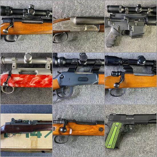 Spring Gun & Ammo Auction - Day 1 of 2