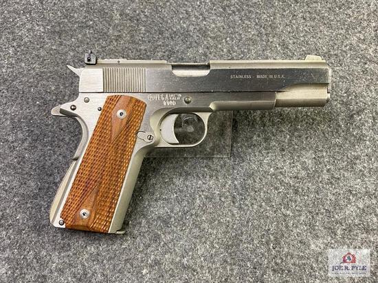 AMT Hardballer SS .45 ACP | SN: 1740