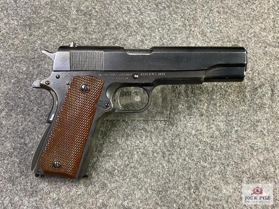 Remington Rand 1911 US Army Marked .45 ACP | SN: 2448130