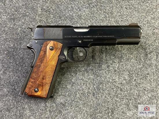 Federal Ordinance Government Model Automatic .45 ACP | SN: F8902838