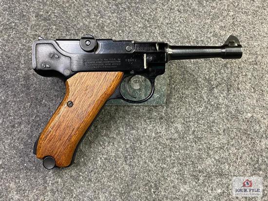 Stoeger Luger 22 .22 LR | SN: 81057