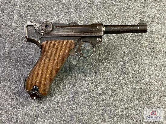 DWM Luger 1920 Pistol 9mm | SN: 2589m