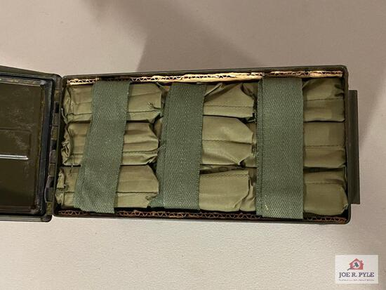 Ammo Can: 1080 rounds of US .30 Carbine ball