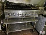 Southbend Gas grill Model HDC-48 serial 17K75474