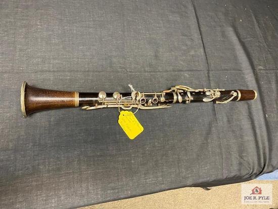 Albert Sys B flat clarinet, playable