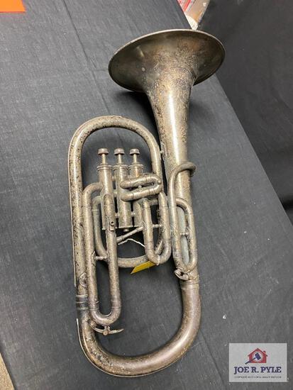 Reynolds E flat Alto Horn # 15643, no case