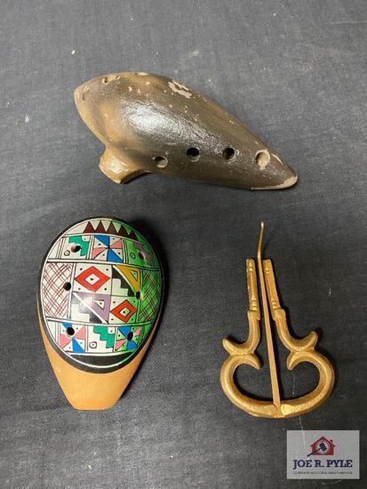 Jute harp, Auckirina, etc