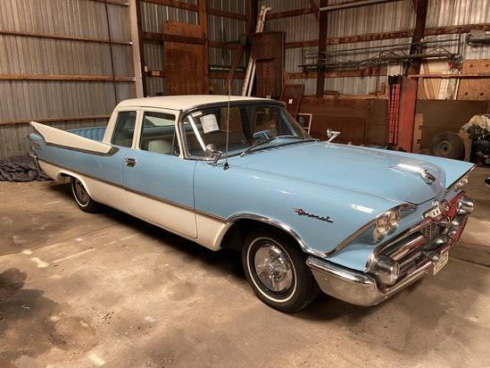 1959 Dodge Coronet Custom Buid