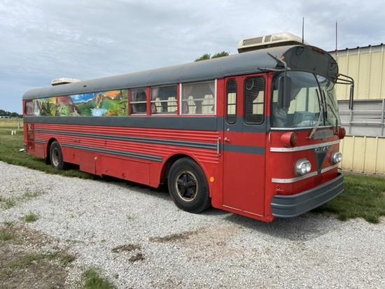 1969 GMC Bus/Motorhome Conversion