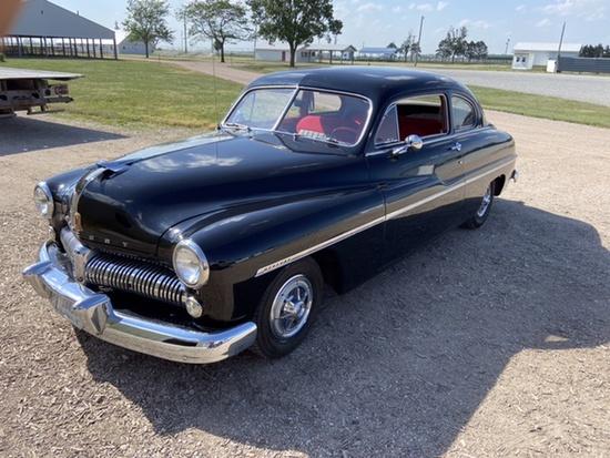 1949 Mercury Model 9CM Coupe