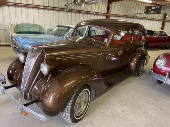 1936 Hudson Terraplane 2 dr Coupe