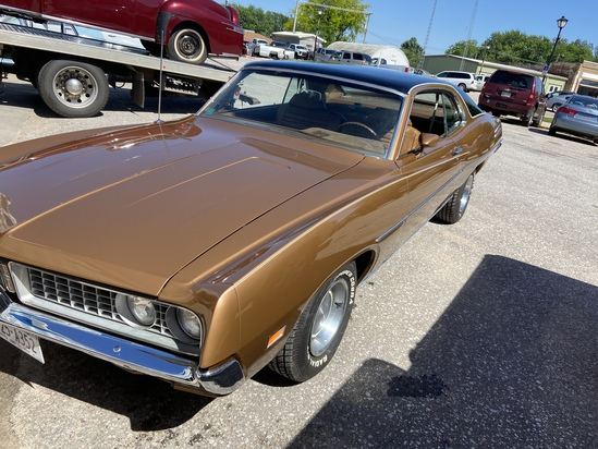 1971 Ford Gran Torino