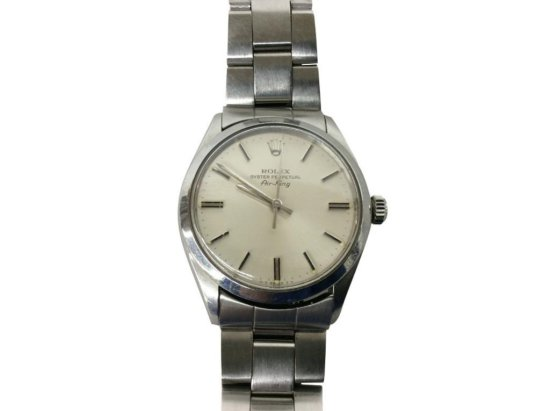 Vintage Rolex Oyster Perpetual Air-King men's wrist watch
