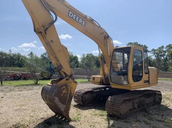 Hilltop Construction Inventory Reduction Auction