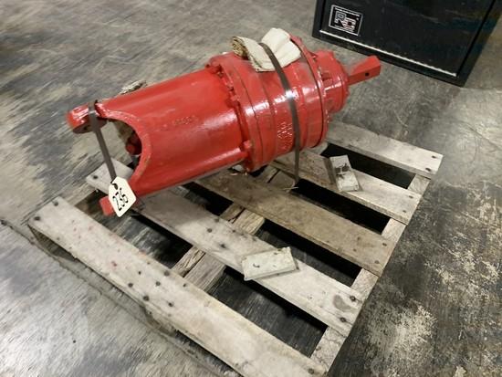 Simon Earth Bore Auger Drive Unit