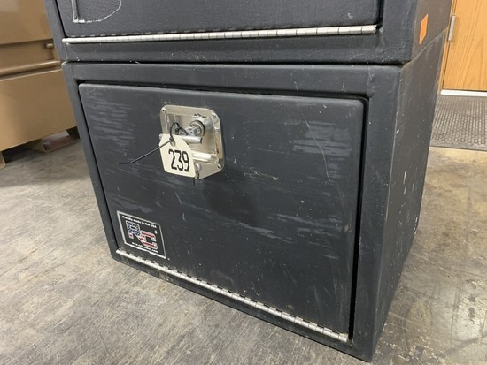 RC Truck Tool Boxes 2'x18""