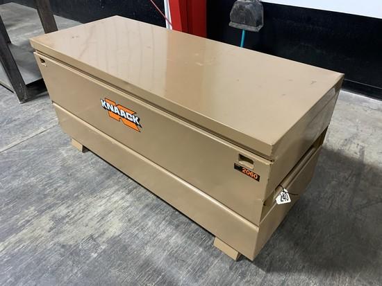 """Knaack Job Box 60""""W x 24""""L x 29""""H"""