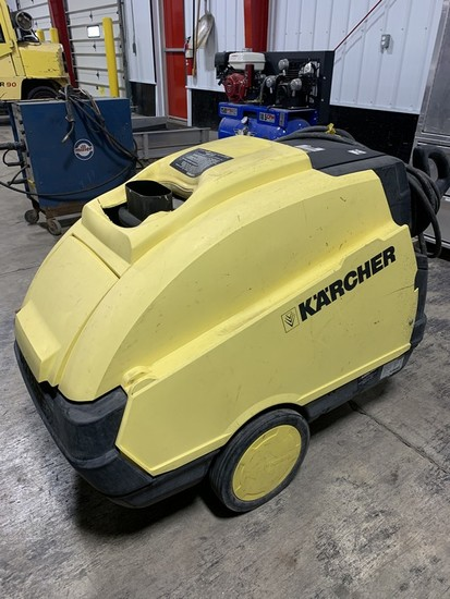 Karcher HDS 1195 4000 PSI Hot Water Power Washer - Works Per Seller