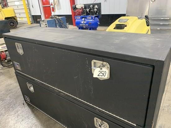 """RC Truck Tool Box 18""""W x 5'L x 18"""" H"""