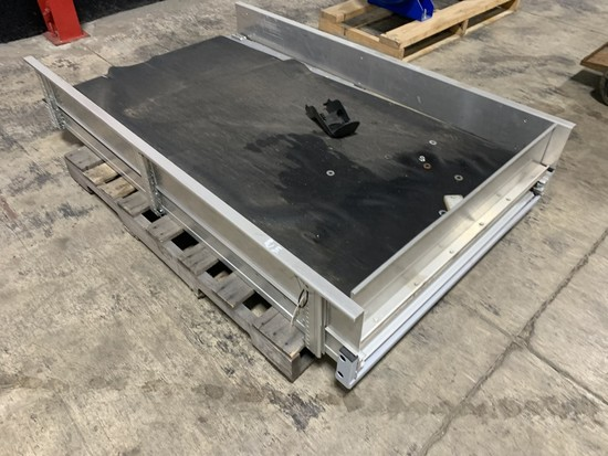 "Truck Slide Out Bed 40""W x 64"" L"