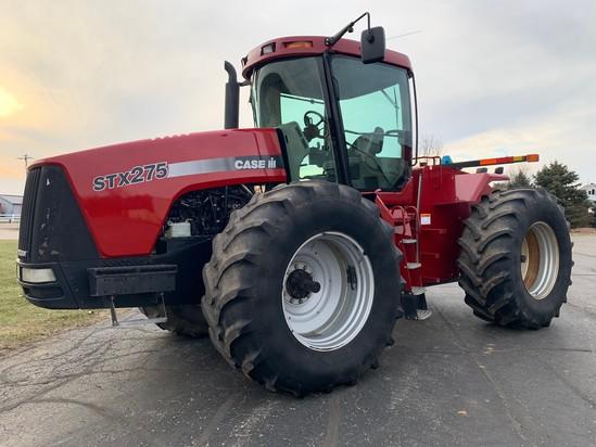 Case STX275 Tractor