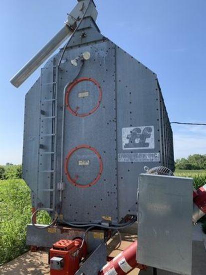 Farm Fan CF/SA-410 3-Phase LP Grain Dryer
