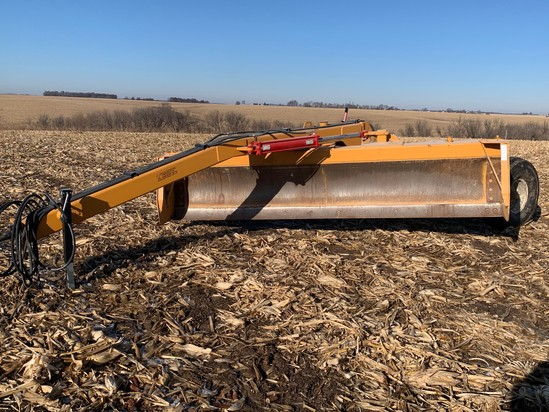 Industrias America 120R Hyd Box Blade
