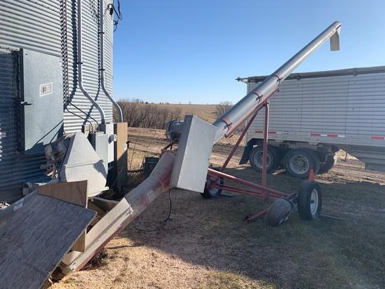 "Hutchinson 10"" x 32' Truck Auger"