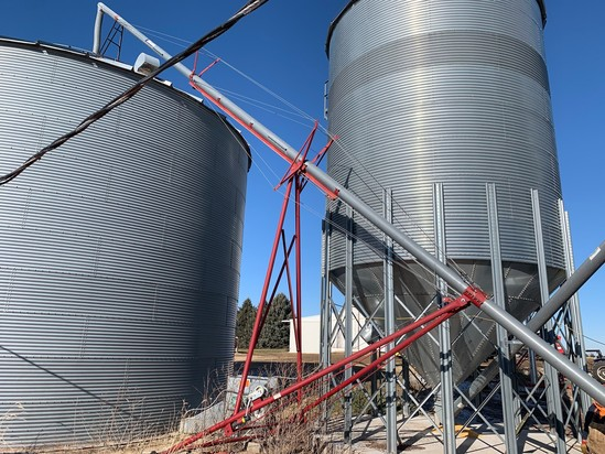 """Huthinson 8"""" x 60' Auger"""