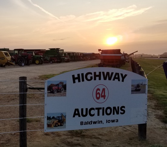Hwy 64 Auctions Consignment Auction