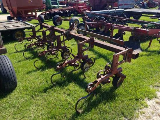 NOBLE 4 ROW WIDE CULTIVATOR