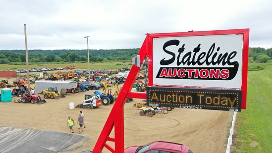Stateline Consignment Auction