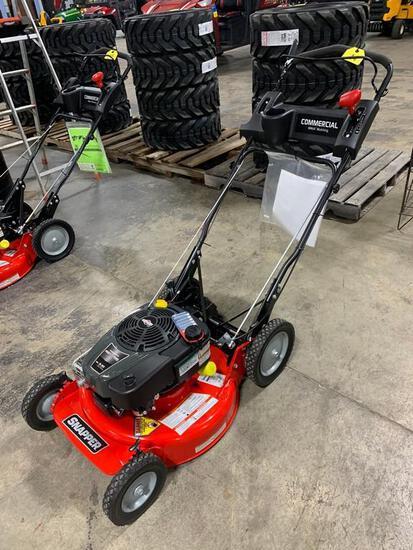 2019 Snapper Commercial Ninja Mulching Push Mower