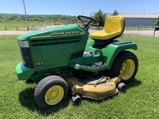 John Deere 345 Lawn Mower
