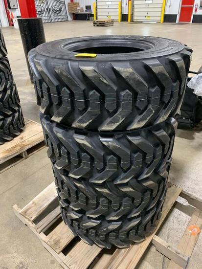Power King Skid Loader Tires