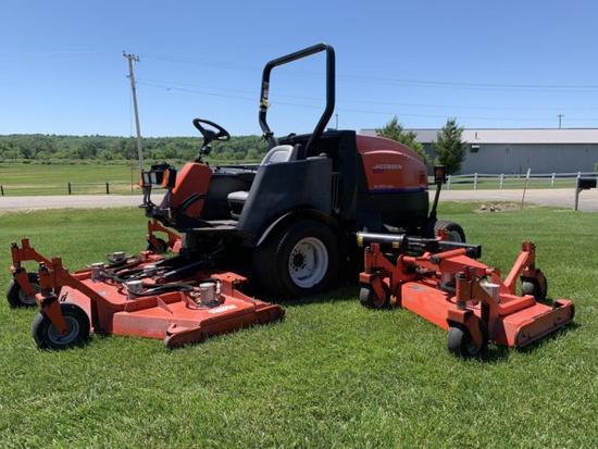 Jacobsen HR 9016 Turbo Wide Area Mower