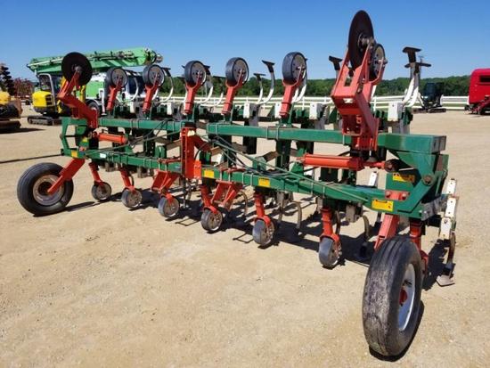 Farm Hand 12 Row Cultivator