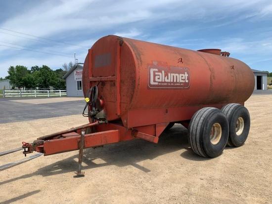 Calumet 3250 Liquid Manure Tank Spreader