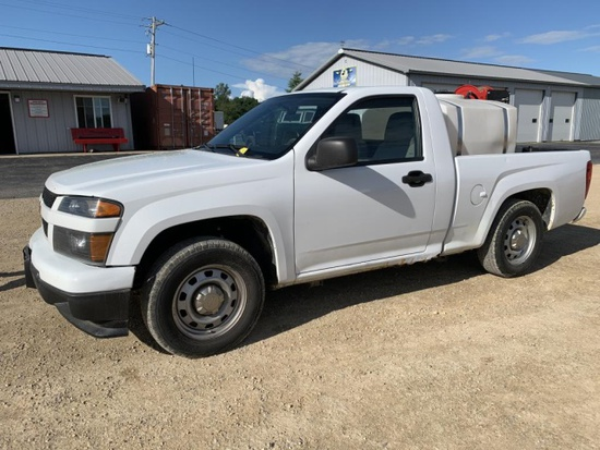 2011 Chevy Colorado Pick Up Truck