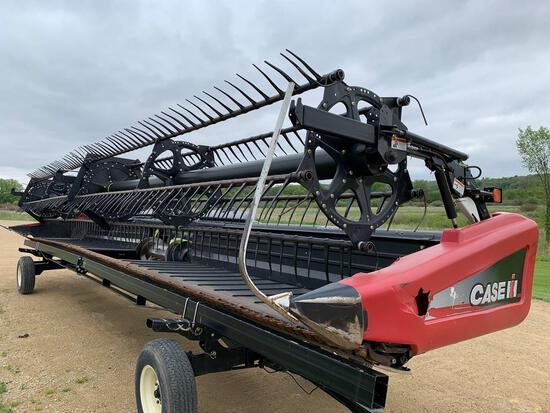 2010 Case IH 2162 35M10 2BH Draper Platform